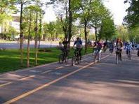 bikewalk in miscare