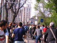 bikewalk piata presei