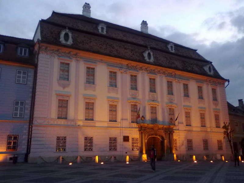 Sibiu muzeul
