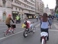 bikewalk calea victoriei 2