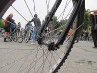 bikewalk prin roata