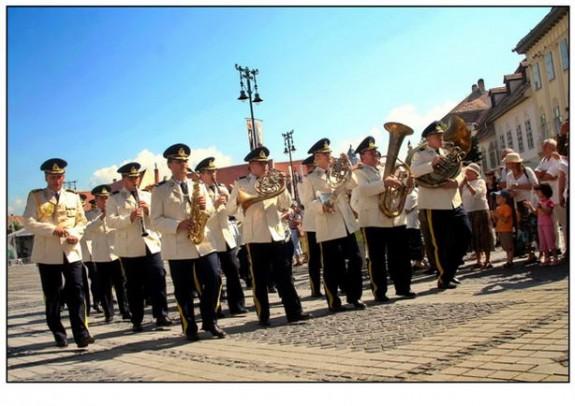 fanfare Sibiu