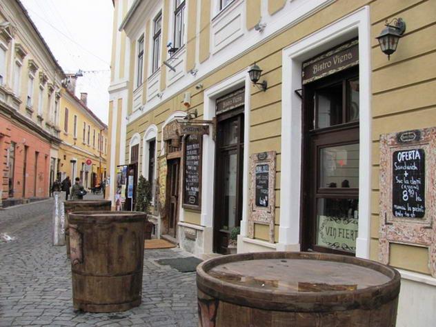 bistro viena Cluj