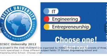 aiesec university 2012