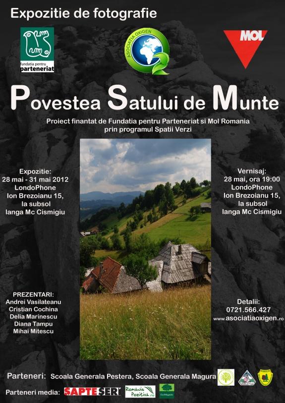 povestea satului de munte