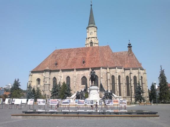 biserica sf mihail cluj