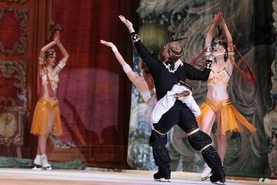 Ansamblul de Stat al Baletului pe Gheata din St. Petersburg(3)