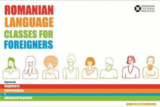 romanian classes ICR