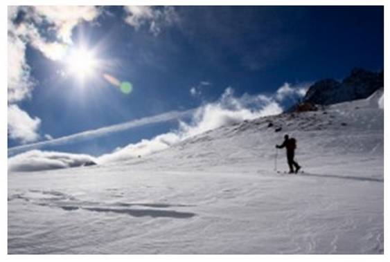 schi munte iarna