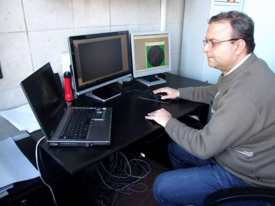 Ovidiu Tercu camera de control observator