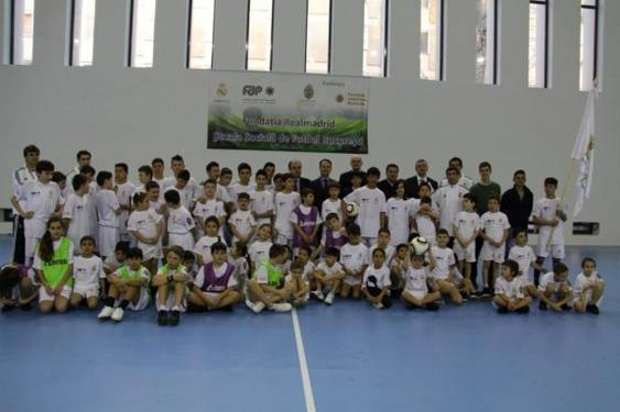 Scoala Sociala de Fotbal Fundatia Realmadrid