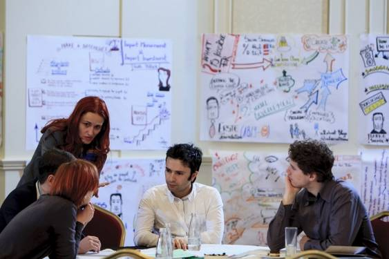 Co-creating innovation for impact –  Connection 2013_1