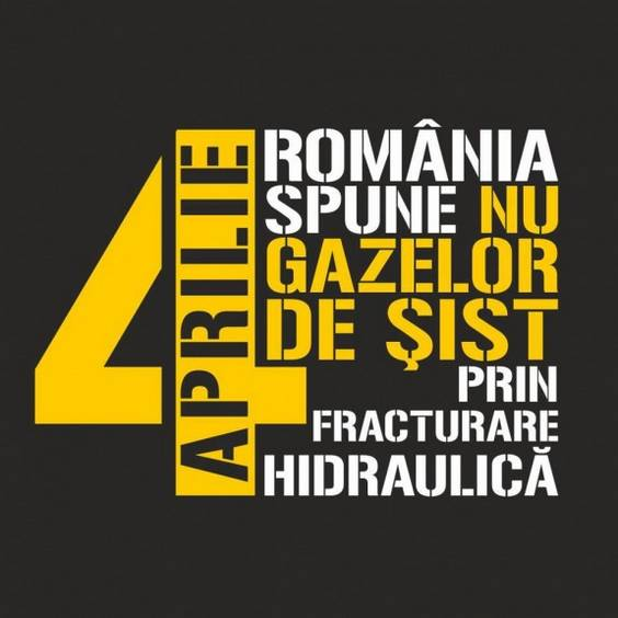 Romania spune nu fracturarii hidraulice