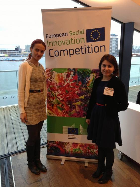 Romano ButiQ_EU Social Innovation Award 2