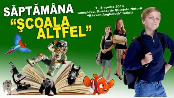 Scoala Altfel WEB Promo 2013
