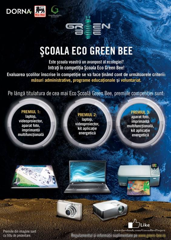 Scoala Eco Green Bee