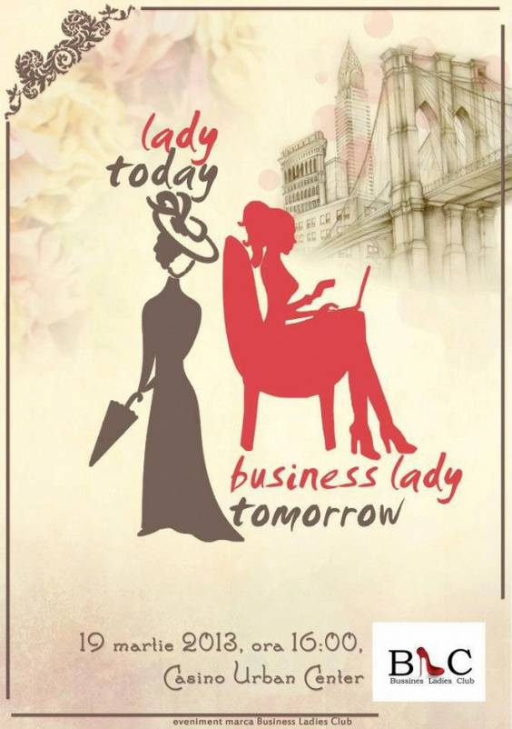 business lady tomorrow