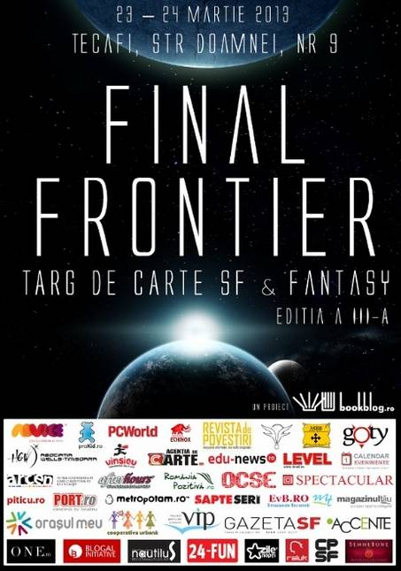 poster final frontier