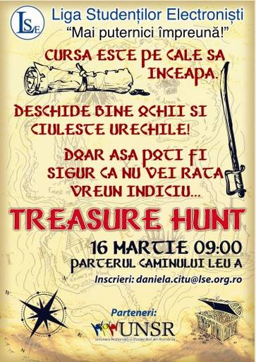 tresure hunt