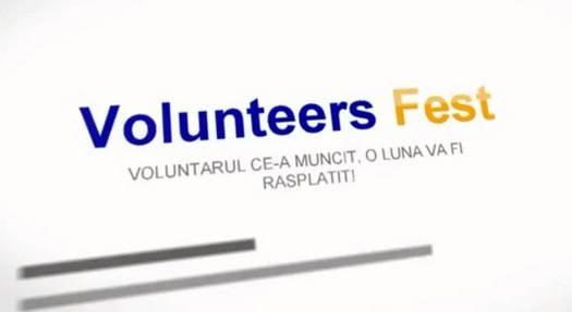 volunteers fest