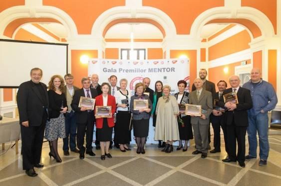 Gala Decernare Premii Mentor