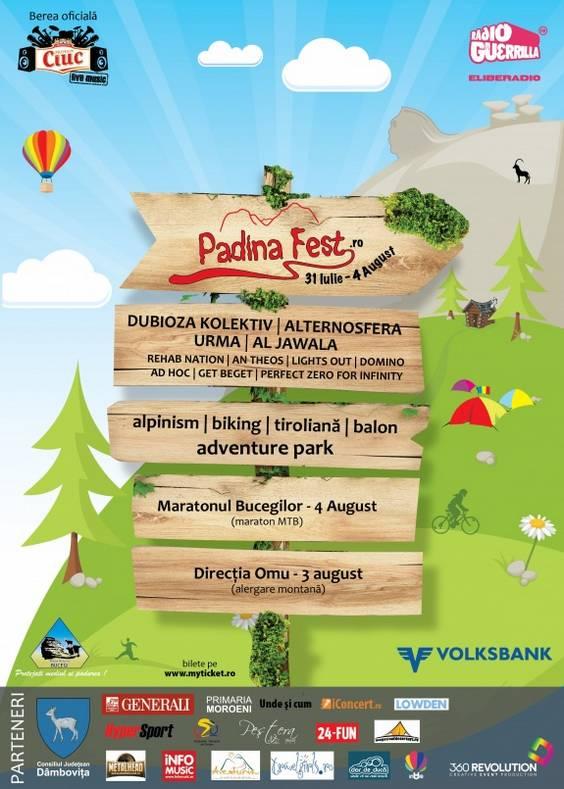 Afis Padina Fest 2013