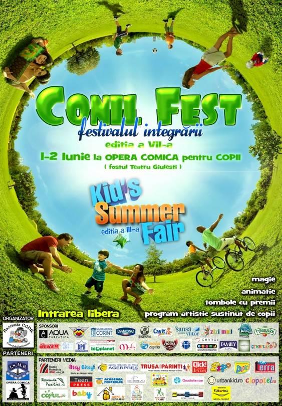 CONIL Fest -festivalul integrarii