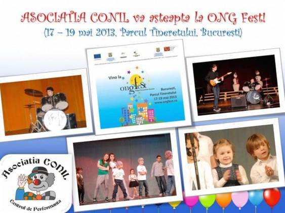 CONIL ONG Fest