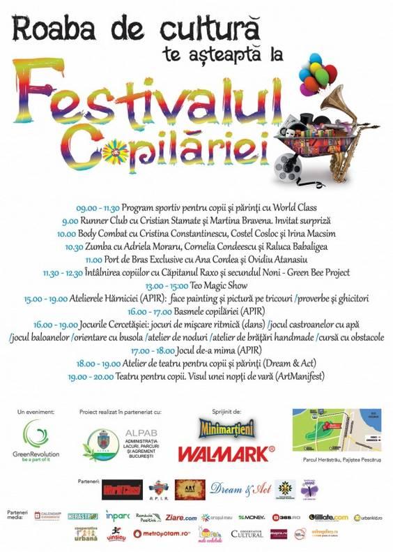 Festivalul ptr FB