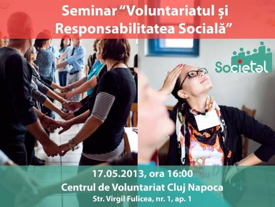 Seminar Voluntariatul si RS