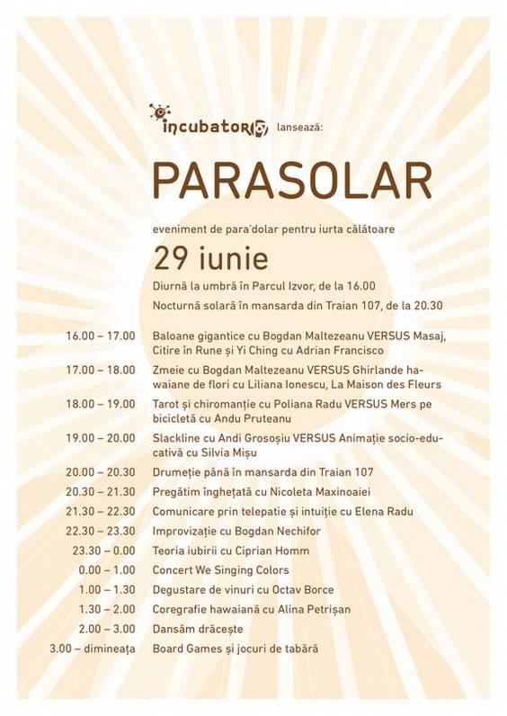Program Parasolar