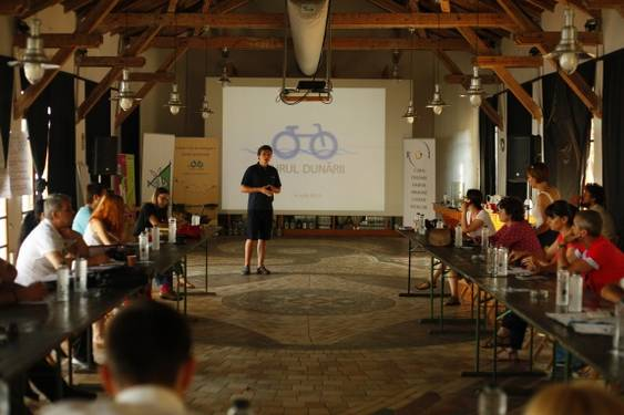 Conferinta Turul Dunarii 2013