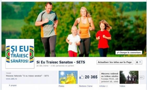 Foto Pagina de Facebook SETS