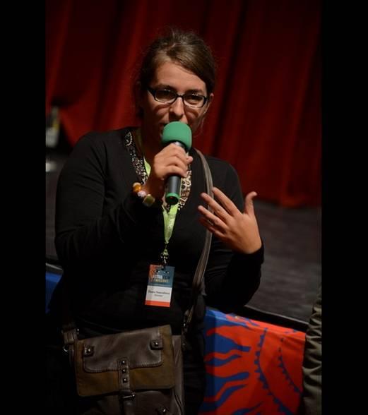Ileana Stanculescu la Astra Film
