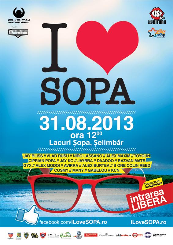 Afis_I Love S.O.P.A.