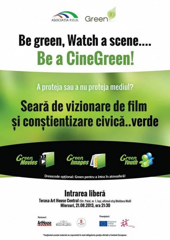 be green iasi