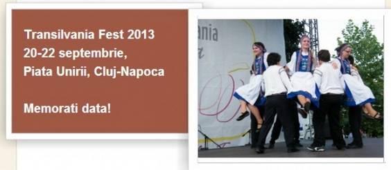 transilvania fest 2013