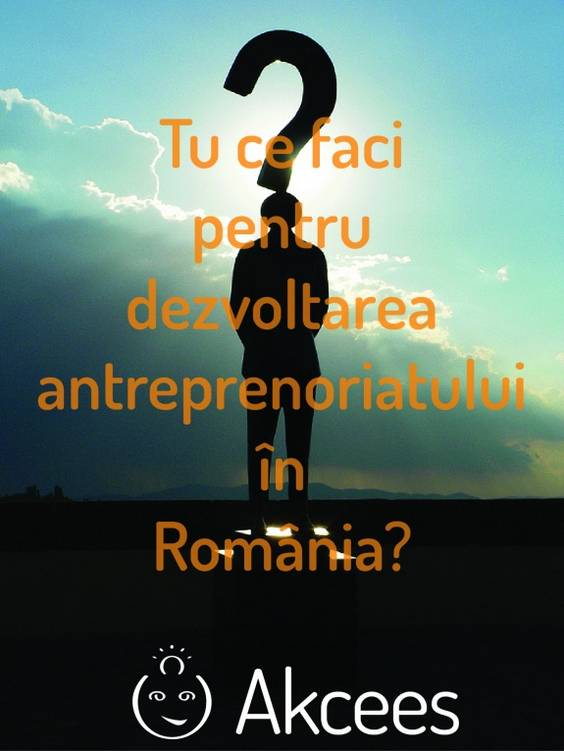 Antreprenoriatul in Romania
