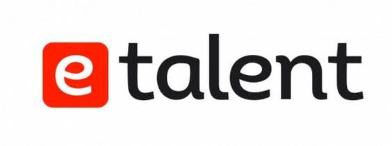Logo E-talent