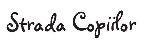 Logo Strada Copiilor
