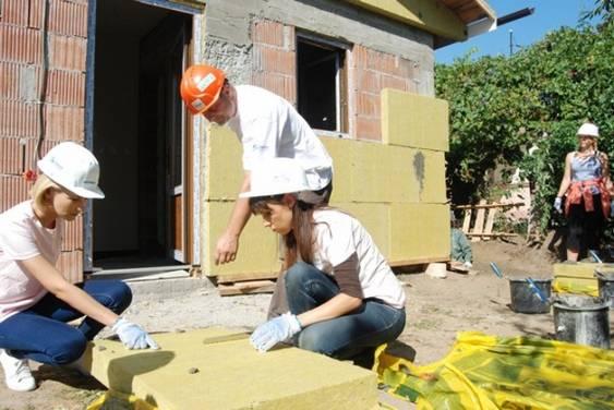 Women Build la Casa Mihail, 31 aug (2)