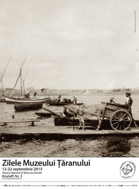 afis_Zilele Muzeului Taranului