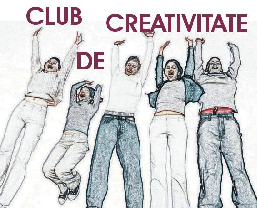 club de creativitate
