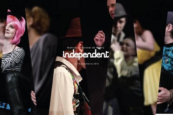festivalul national de teatru INDEPENDENT