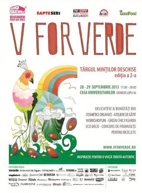 v for verde 2013