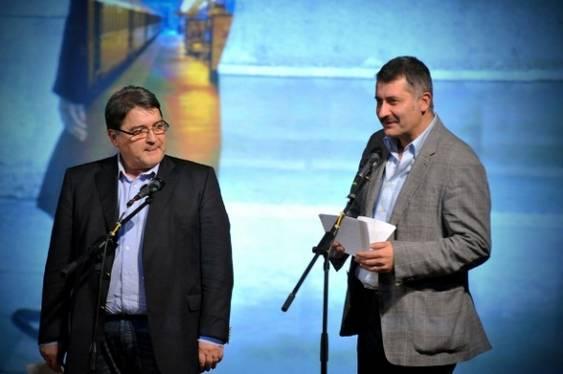 Emil Hurezeanu si Cristi Puiu