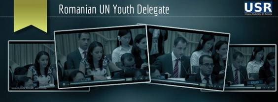 Romanian UN Youth Delegate