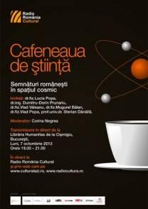 cafeneaua de stiinta 7 oct