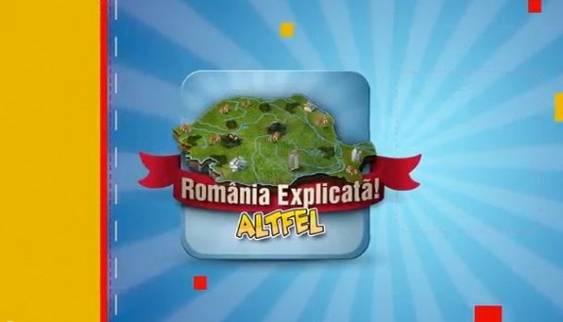 romania explicata