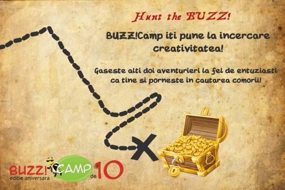 treasure hunt buzz